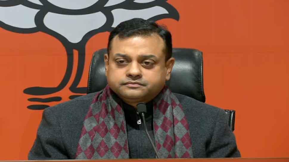 Sambit Patra calls Rahul Gandhi 'jhoothon ka sardaar'