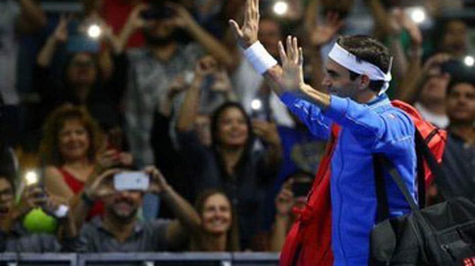 I can't stop them: Roger Federer on Novak Djokovic, Rafael Nadal breaking his Grand Slam record