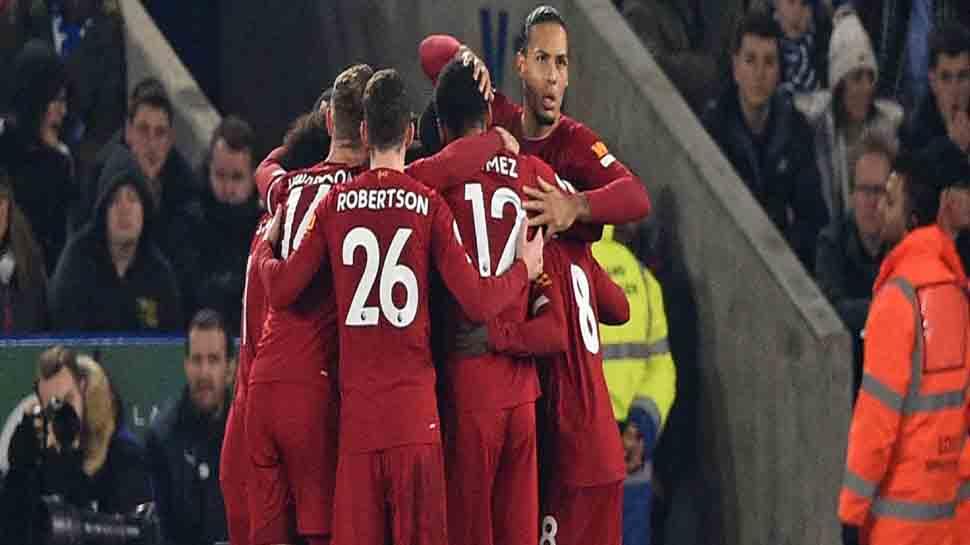 Irresistible Liverpool thrash Leicester