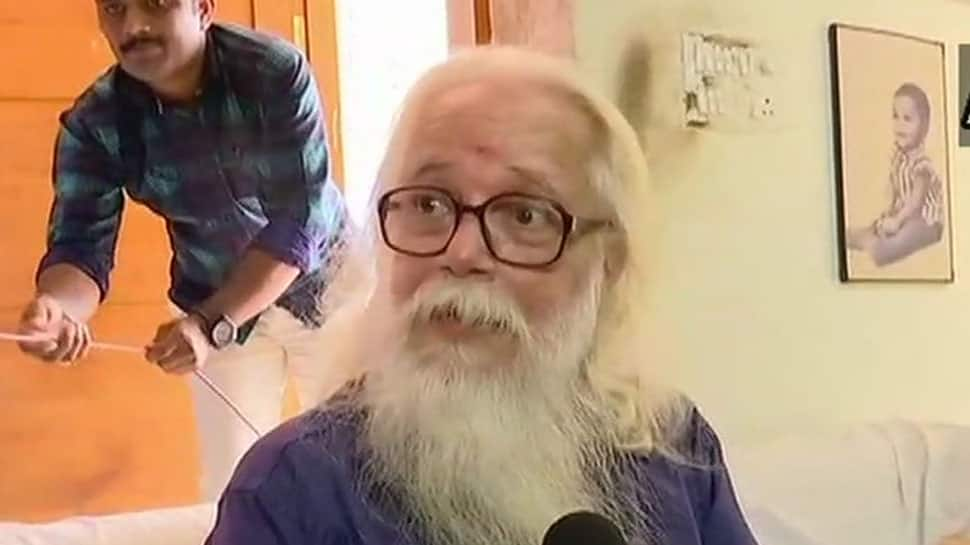 Kerala cabinet approves Rs 1.3 cr compensation to former ISRO scientist S Nambi Narayanan