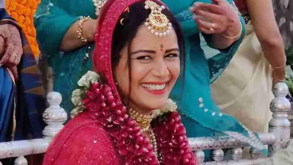 TV actress Mona Singh ties the knot with beau Shyam- See inside
