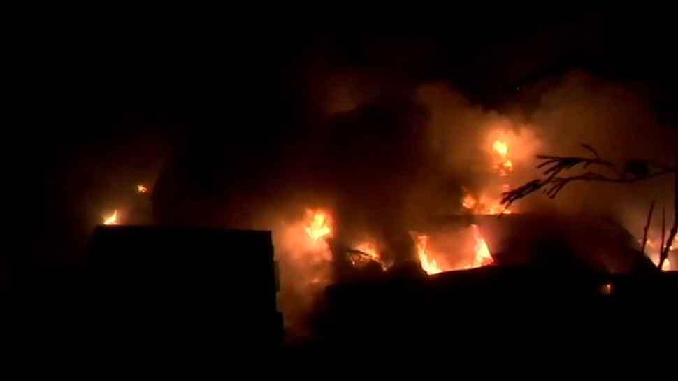 Mumbai: Two die, one missing in Ghatkopar fire incident