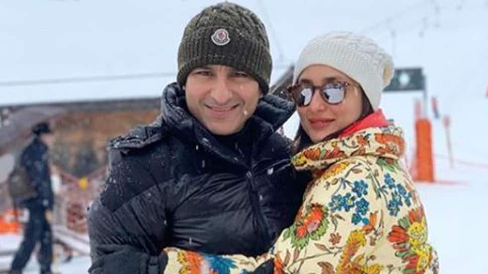Kareena Kapoor-Saif Ali Khan makes Gstaad look good in these pictures- See inside
