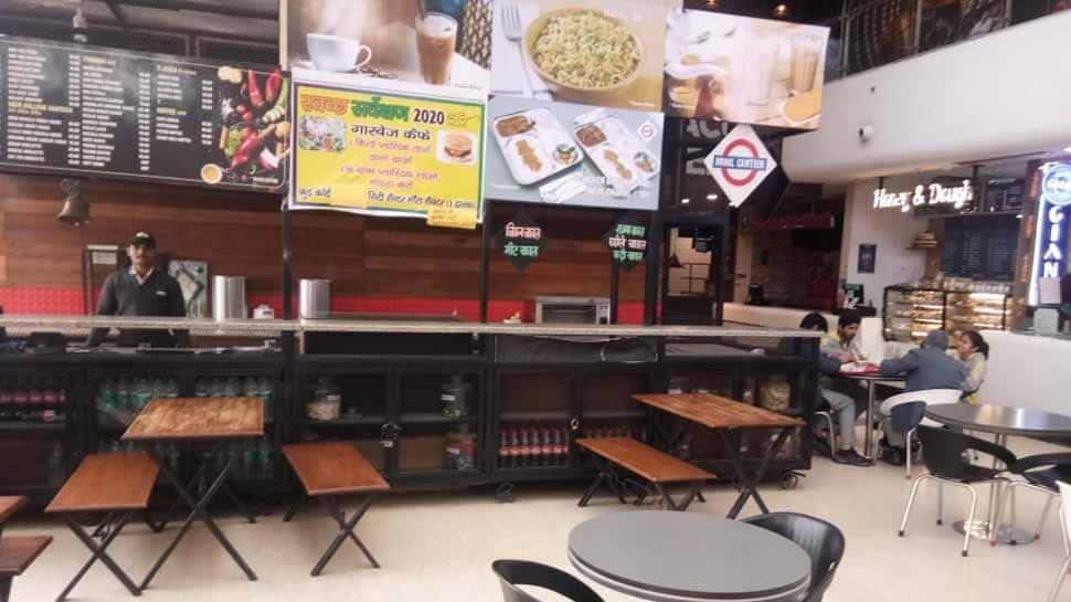 Delhi's first garbage cafe opens in Dwarka; get food in exchange for plastic waste