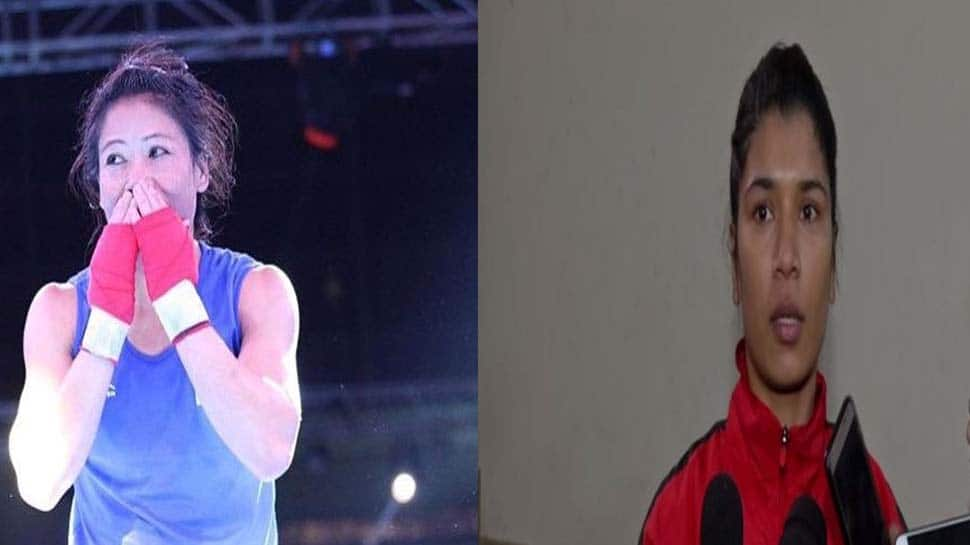 Mary Kom snubs Nikhat Zareen, refuses to shake hands after bout