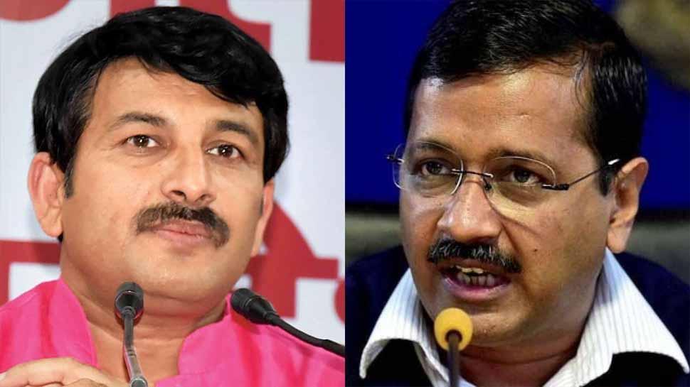 AAP, BJP in Twitter duel over garbage, illegal colonies in Delhi