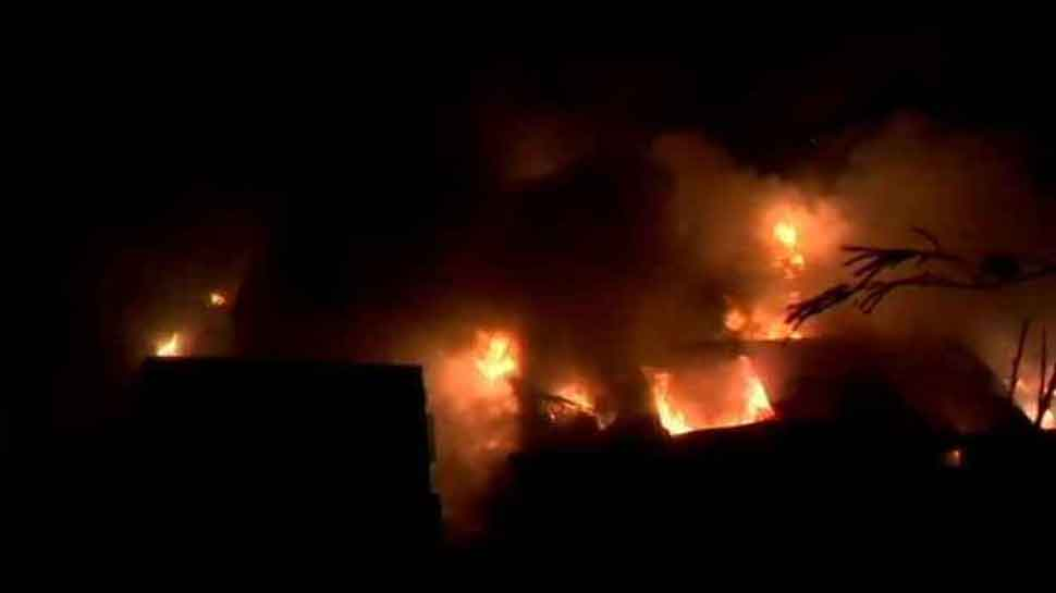 Mumbai: Three arrested in connection with Ghatkopar fire incident