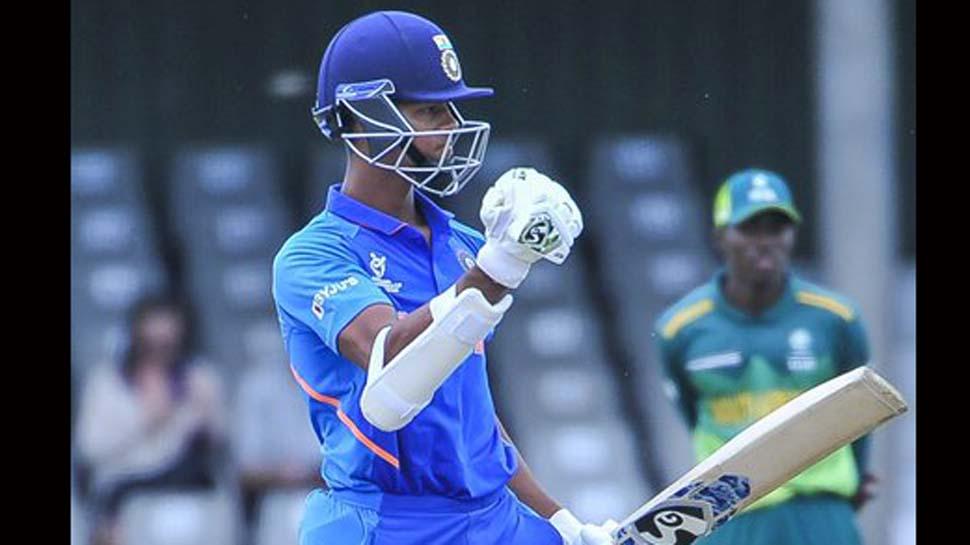 Yashasvi Jaiswal stars as India U-19 thrash South Africa U-19 in 2nd ODI to clinch series