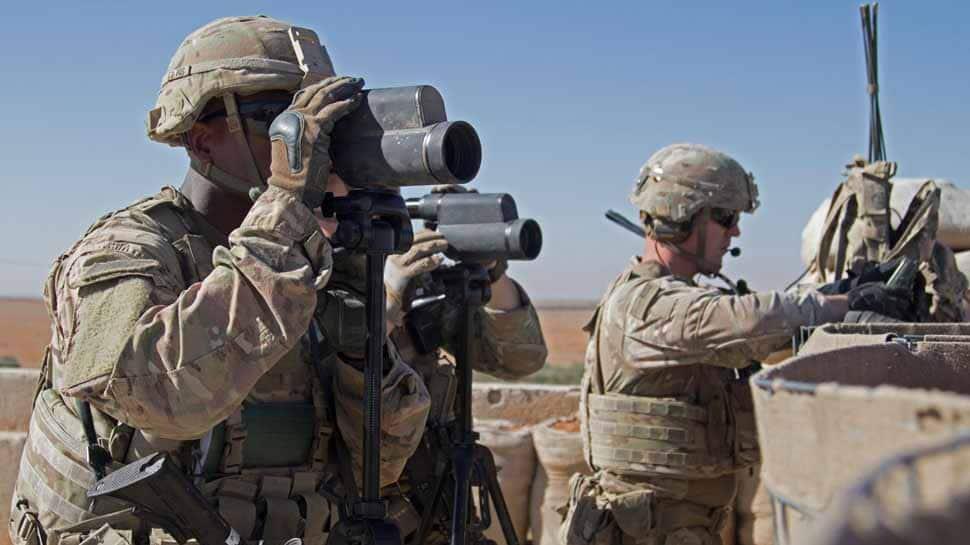 US strikes in Iraq, Syria target Iranian-backed Shiite Muslim militia group