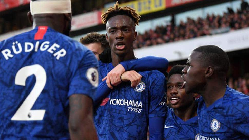 Chelsea pull off 2-1 win over Arsenal in Premier League
