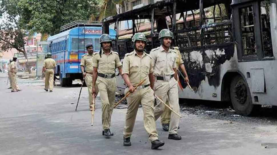 70,000 security personnel deployed in Bengaluru on New Year eve