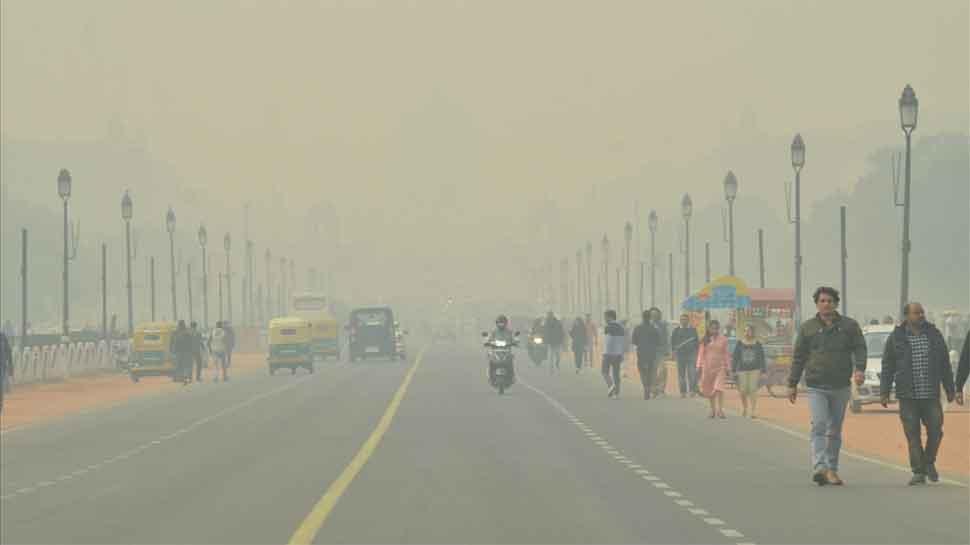 Over 500 flights delayed, over dozen diverted as thick fog envelops Delhi
