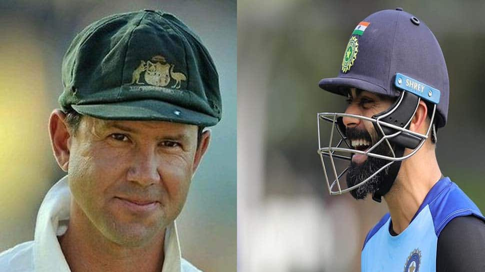 Virat Kohli named captain in Ricky Ponting's Test team of decade