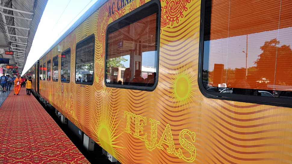 Salient features of second premium Tejas train ready to run on Ahmedabad-Mumbai route