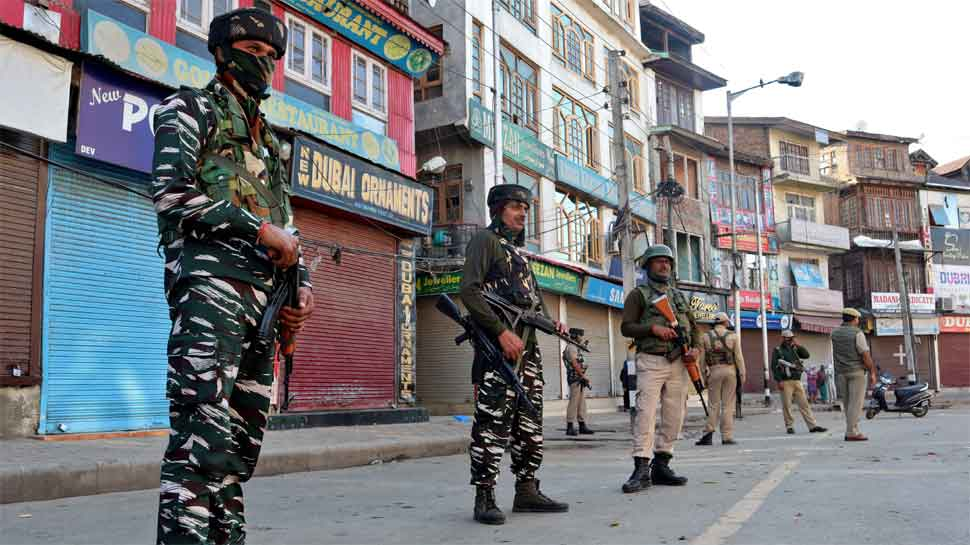 5 political leaders, detained in Srinagar for past 4 months, released by J&K administration