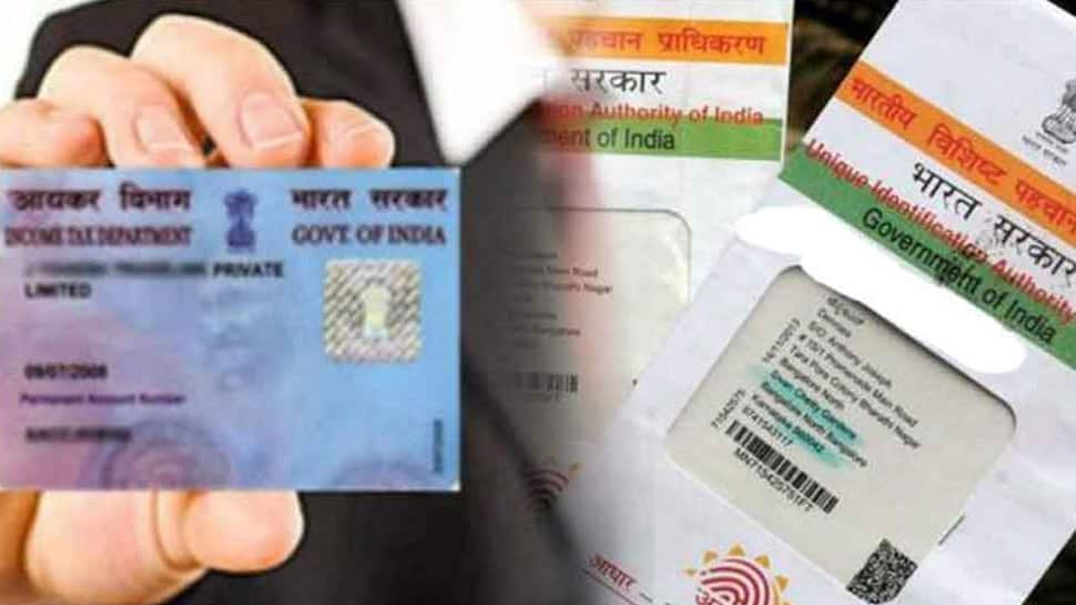 Aadhaar Card-PAN linking last date extended to March 31, 2020 from December 31, 2019