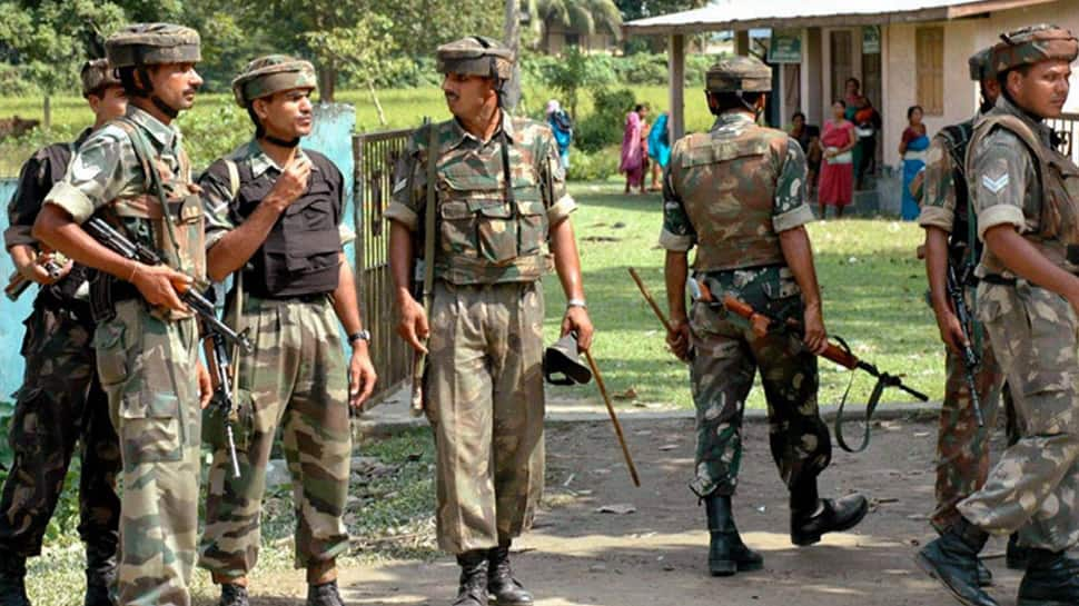 MHA extends AFSPA in Nagaland for six more months