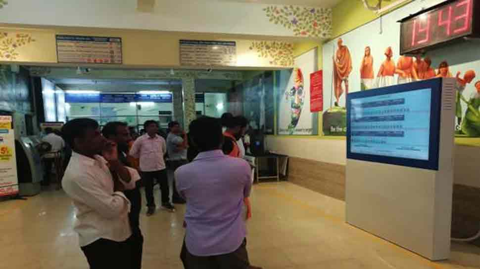 Indian Railways introduces new passenger information system at Anakapalle station in Vijayawada Division