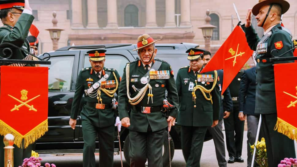 Centre creates new Department of Military Affairs, to be headed by Chief of Defence Staff General Rawat