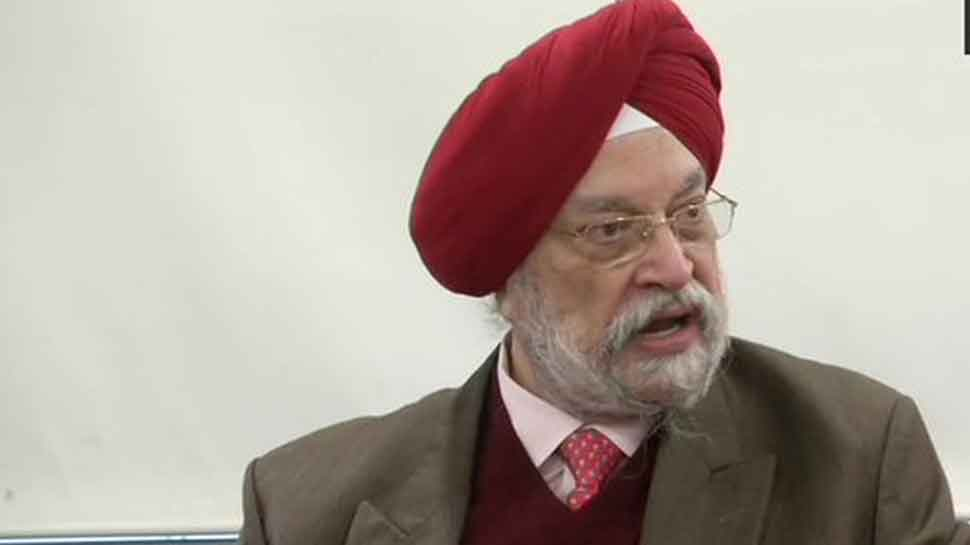 Want an Indian company to acquire Air India: Union Aviation Minister Hardeep Puri