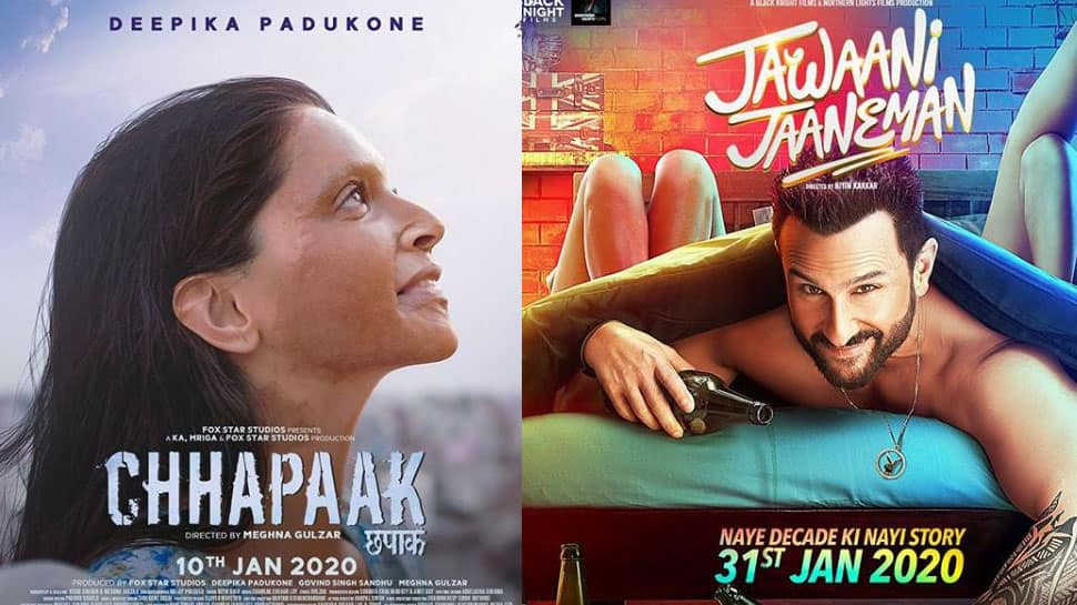 Bollywood films to look forward to in 2020