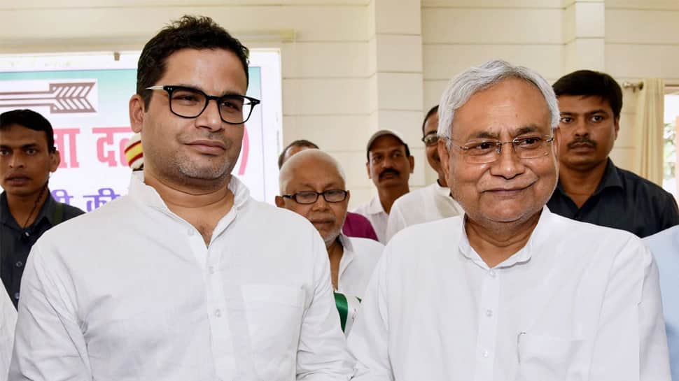 JD(U)'s Prashant Kishor takes jibe at Sushil Modi, cites 2015 assembly results