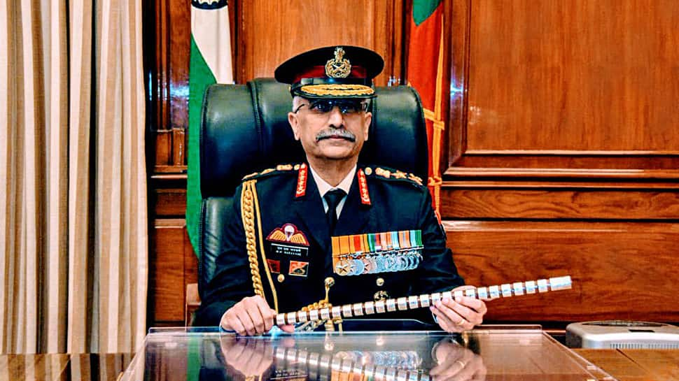 Indian Army Chief General MM Naravane vows to maintain high standards of operational readiness