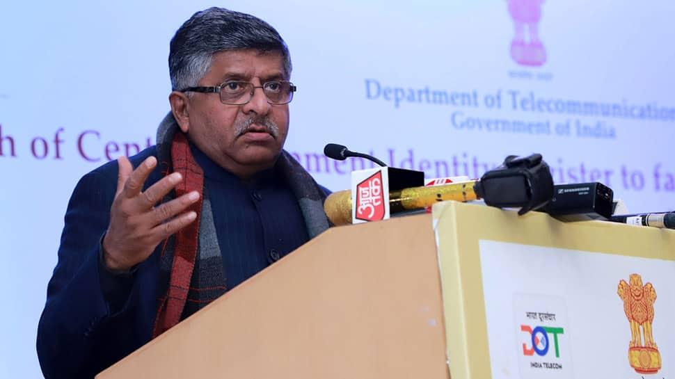 Only Parliament has power to pass laws regarding citizenship: Ravi Shankar Prasad