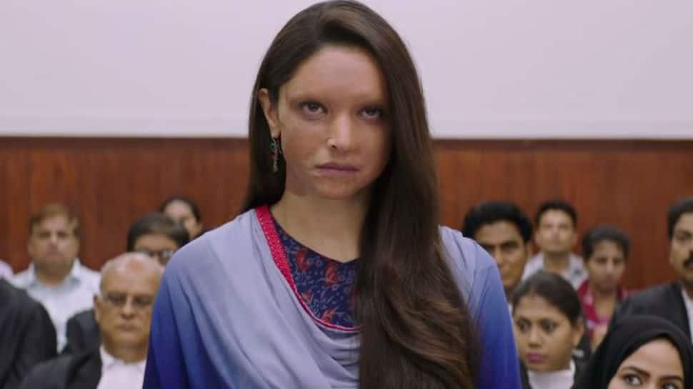 'Chhapaak' title song: Deepika Padukone as Malti shows the ...