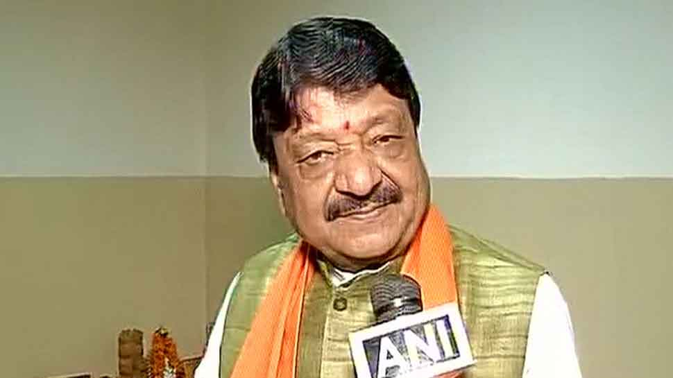 BJP leader Kailash Vijayvargiya, 350 others booked for violating prohibitory orders
