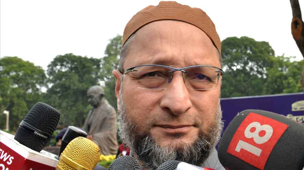 Imran Khan should worry about Pakistan, we had rejected Jinnah's theory, says Owaisi on fake videos
