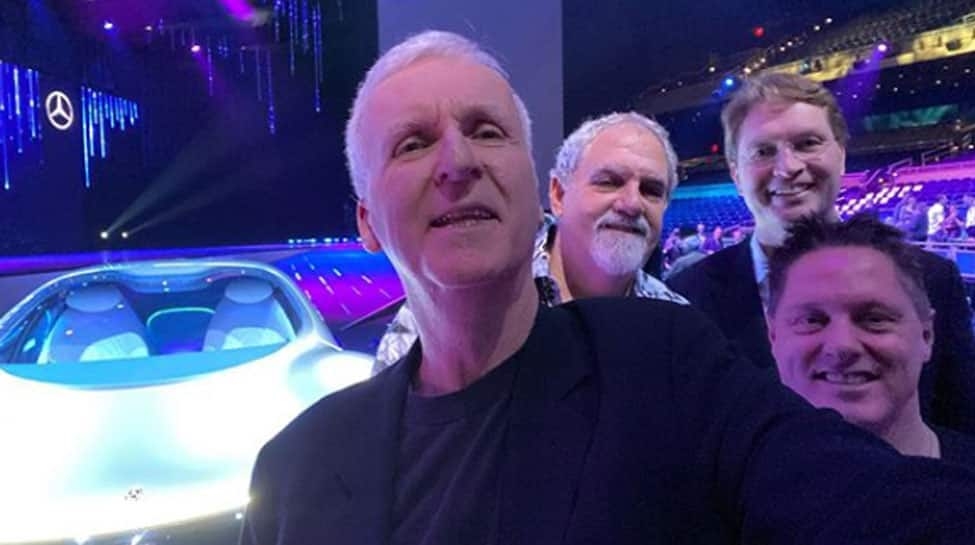 James Cameron gives first glimpse of 'Avatar 2'