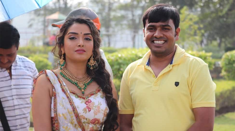 Bhojpuri bombshell Aamrapali Dubey's 'Raj Mahal' role will remind you of Kriti Sanon's 'Raabta'