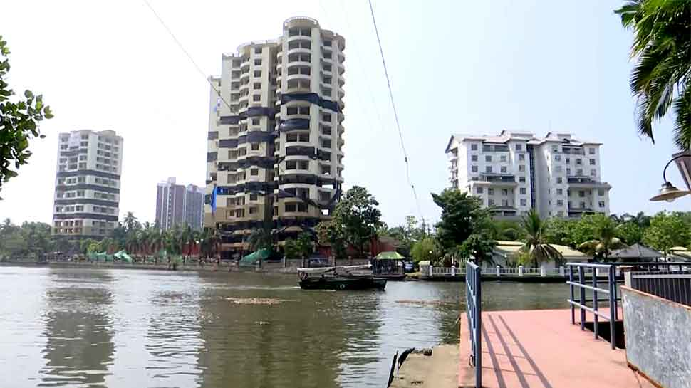 Section 144 imposed ahead of mega demolition of Maradu flats in Kochi