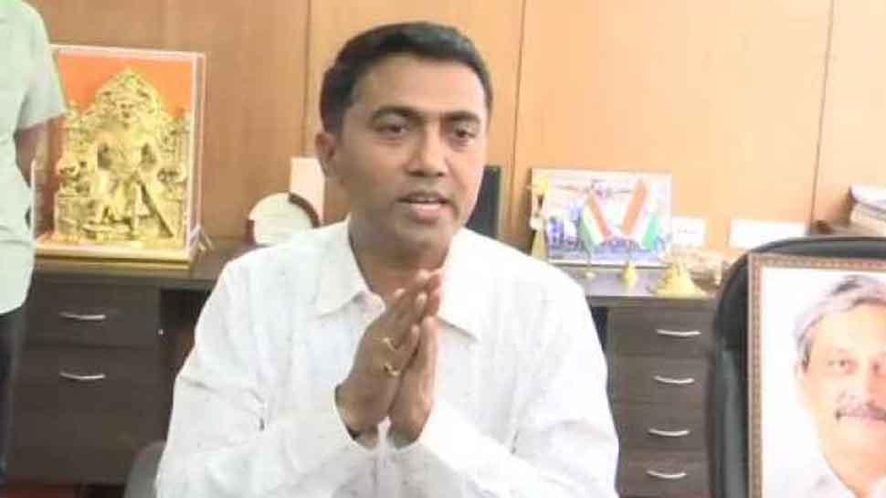 Sadanand Shet Tanavade to be new Goa BJP president: Pramod Sawant