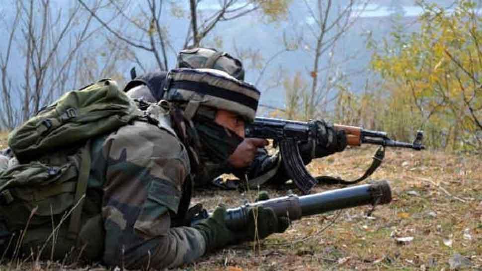 J&K: Pakistan violates ceasefire along LoC in Poonch's Degwar sector
