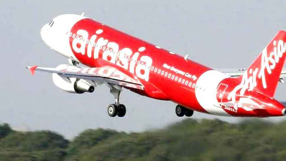 Air Asia flight makes emergency landing after passenger threatens to blow up aircraft