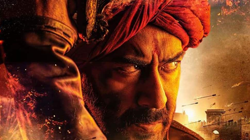 Ajay Devgn starrer Tanhaji sets Box Office on fire: Day 3 collections