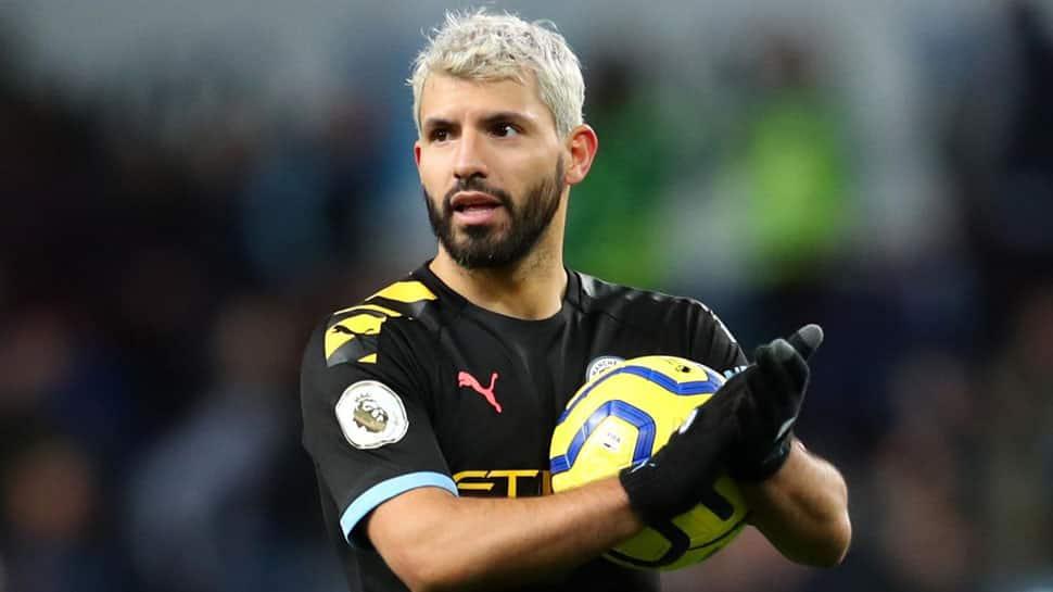 Sergio Aguero becomes Premier League's highest overseas scorer