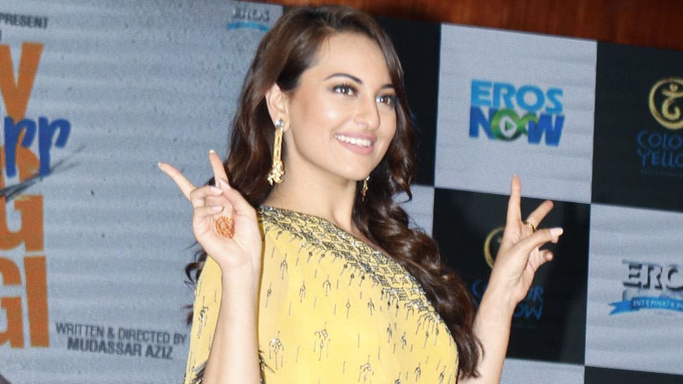 Sonakshi Sinha teases fans with action-packed video tweet