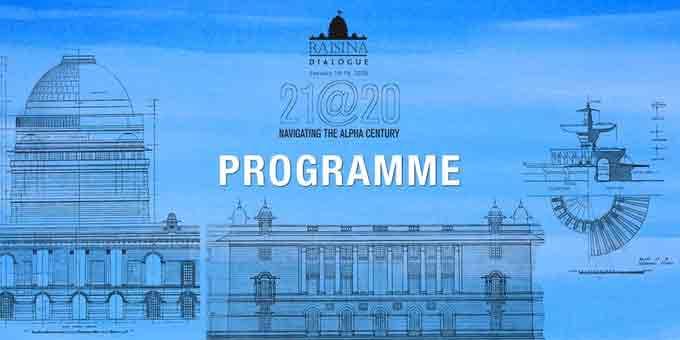 Raisina Dialogue 2020: India`s annual global meet on geopolitics, geo-economics begins today