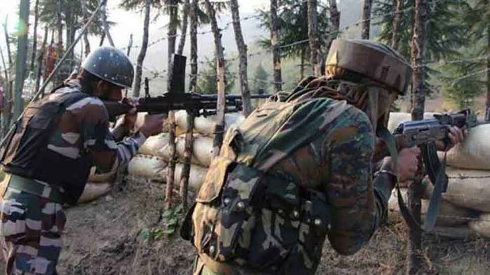 BSF troops fire at Pakistan drone spotted twice near Punjab border