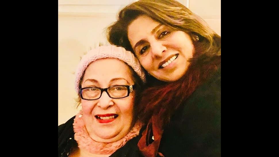 Shweta Bachchan's mother-in-law Ritu Nanda dies at 71, Neetu Kapoor mourns demise