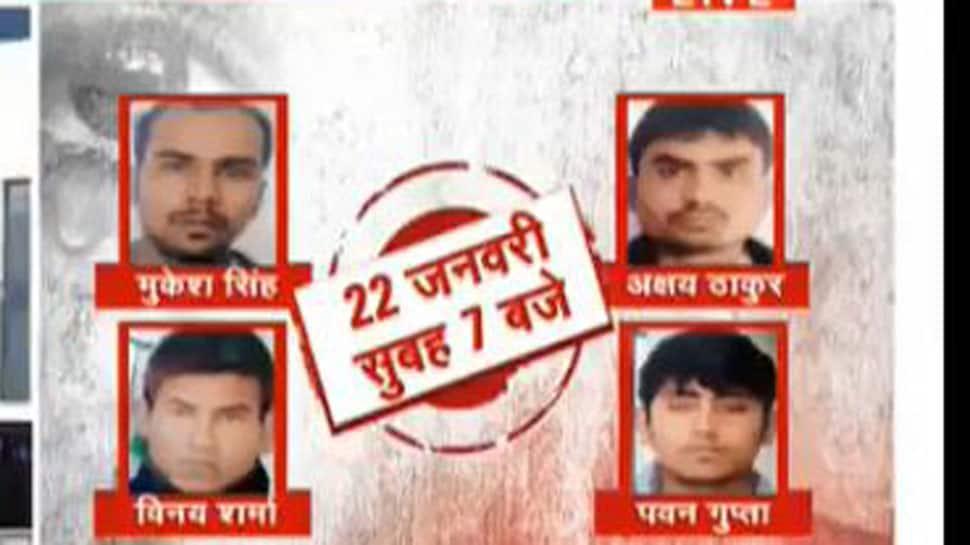 Nirbhaya gangrape-murder convict Mukesh Singh files mercy plea before President Kovind