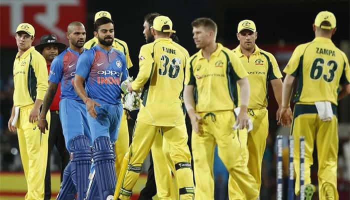 1st ODI: David Warner, Aaron Finch hit tons as Australia thrash India by 10 wickets