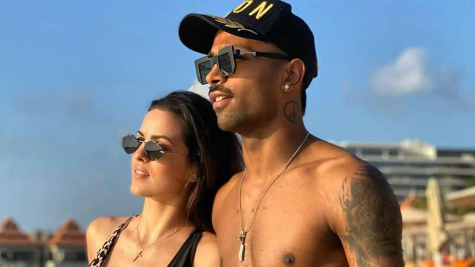 This pic of Hardik Pandya and Natasa Stankovic sends internet into a meltdown