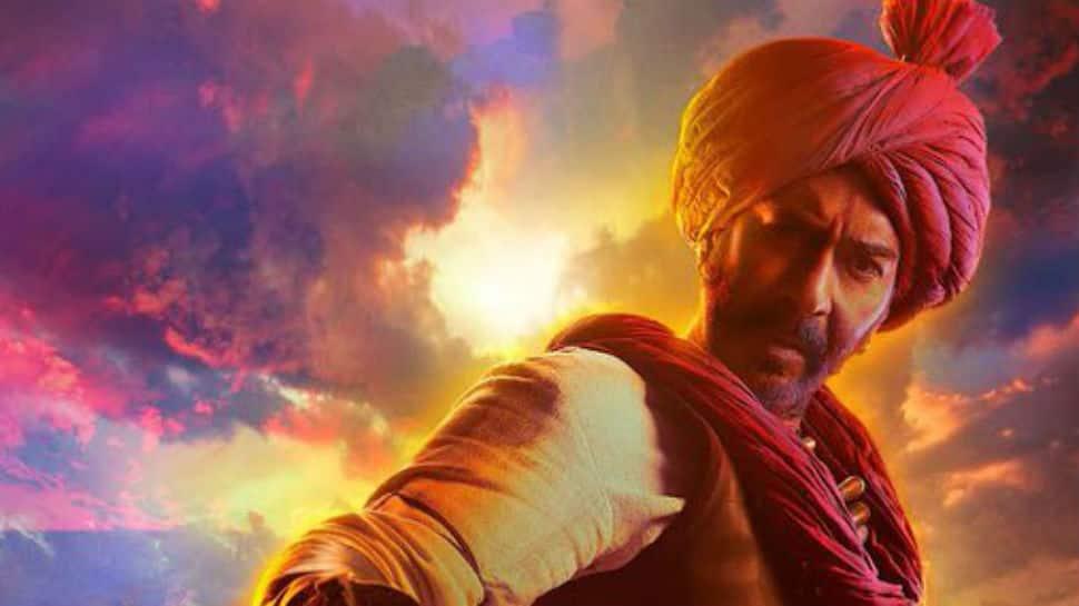 Ajay Devgn's 'Tanhaji: The Unsung Warrior' all set to score century at box office
