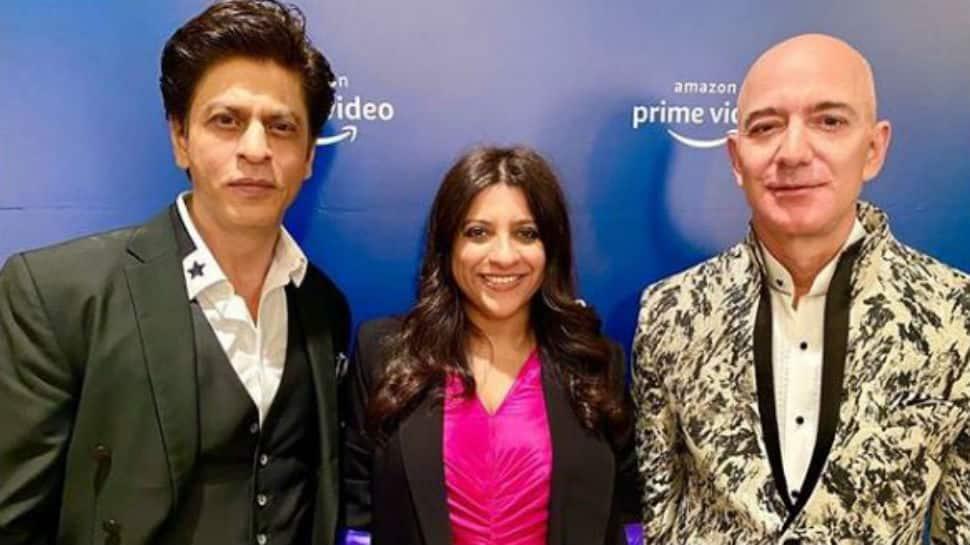 When Shah Rukh Khan made Jeff Bezos say 'Don' dialogue