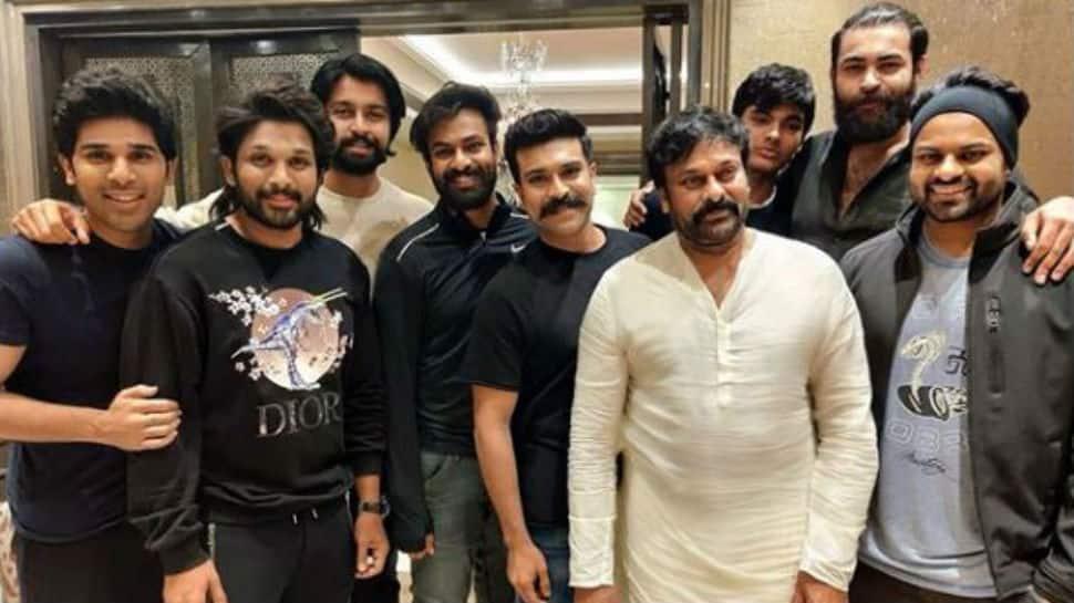 Makar Sankranti 2020: Chiranjeevi, Ram Charan, Allu Arjun in one blockbuster pic