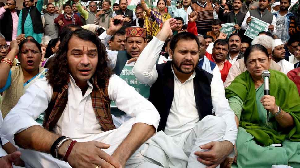 RJD's Tejashwi Yadav demands scrapping of NPR notification in Bihar